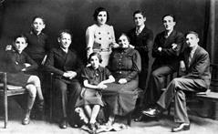 Familie Moszkowicz (1938)
