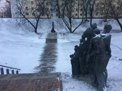 Vortrag: Irene Dänzer-Vanotti / Joachim Schröder: Die Shoah in Minsk