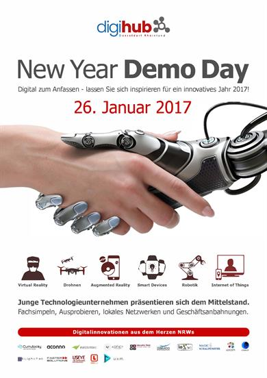 New Year Demo Day