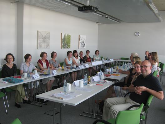 Annual meeting of the directors of International Offices at the universities of applied sciences in NorthRhine-Westphalia at Hochschule Düsseldorf, 22 June 2017