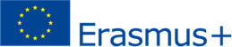Logo of the European Mobility programme ERASMUS